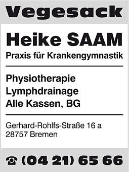 Bild 1 Heike Saam in Bremen