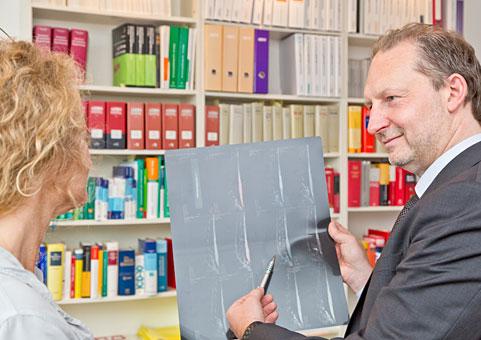 Bild 3 Uwe Klatt Fachanwalt für Medizinrecht und Versicherungsrecht in Bremen