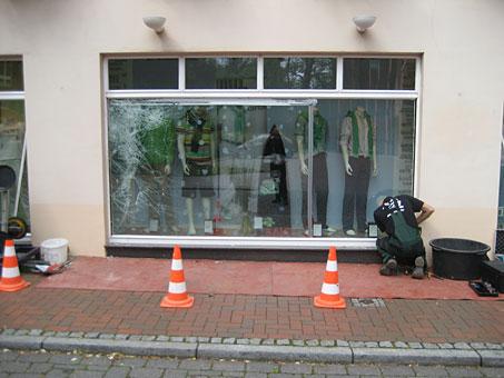 Bild 3 A - Z GLAS in Bremen