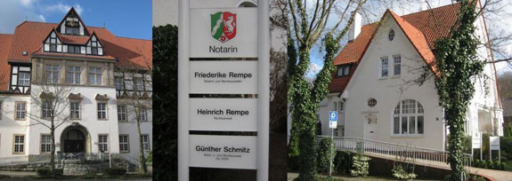 Rempe Friederike und Rempe Heinrich