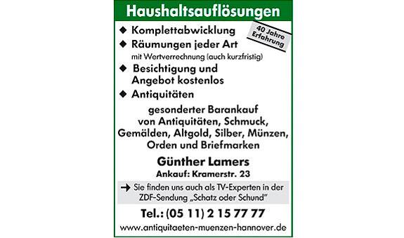 Bild 9 Lamers in Hannover