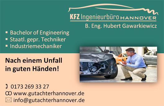 Bild 2 KFZ Ingenieurbüro Hannover in Hannover