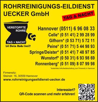 Rohrreinigungs-Eildienst Uecker GmbH
