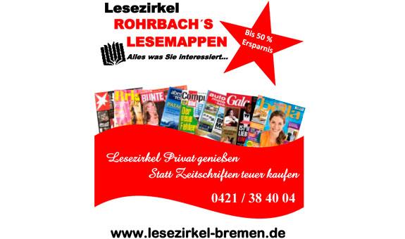Rohrbach's Lesemappen