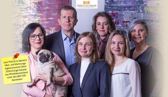 Detlef G.O.Baarth Anwalt für Immobilienrecht