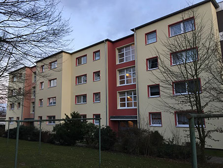 Bodenleger und Malermeister Michael Melzer