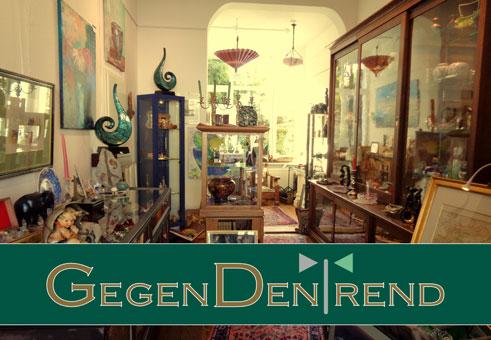 GegenDenTrend Antiquitäten-und Kunstgalerie