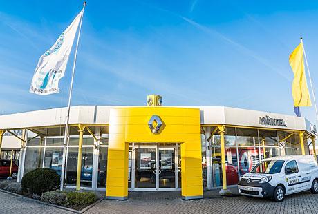 Bild 1 Autohaus Härtel GmbH in Braunschweig