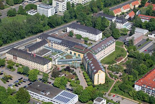 Ev. Krankenhaus Göttingen-Weende