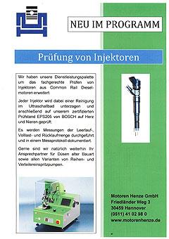 Bild 10 Motoren Henze GmbH in Hannover