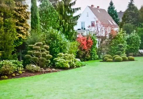 Bild 2 Menke Bodo Dipl.-Ing. Dienstleistungsunternehmen im Gartenbau in Hannover