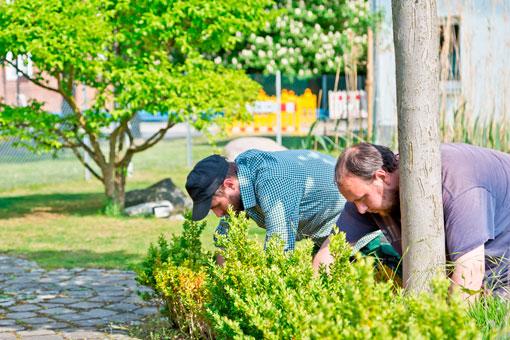 Bild 3 Menke Bodo Dipl.-Ing. Dienstleistungsunternehmen im Gartenbau in Hannover