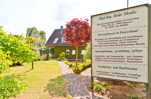 Bild 9 Menke Dienstleistungsunternehmen im Gartenbau in Hannover