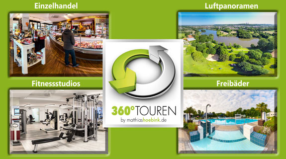 360° Touren - Matthias Hoebink, Fotografie und Webseitengestaltung