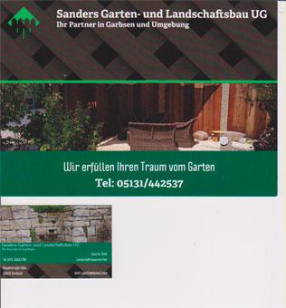 Sanders GmbH Hausmeisterdienste aller Art