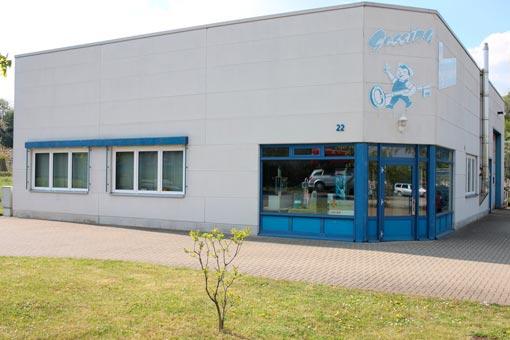 Bild 1 Gessing Alarm- und Sicherheittechnik KG in Blankenburg