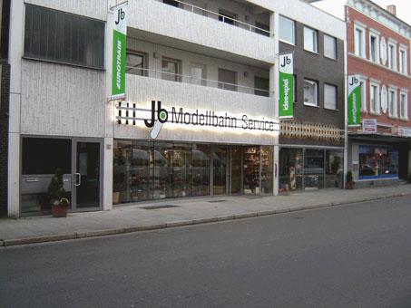 J B Modellbahn-Service GmbH