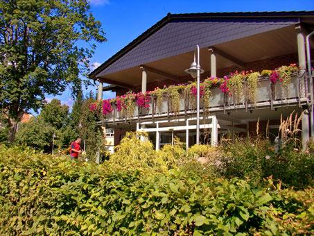 GBS Wohnanlage Haus am Stadtpark
