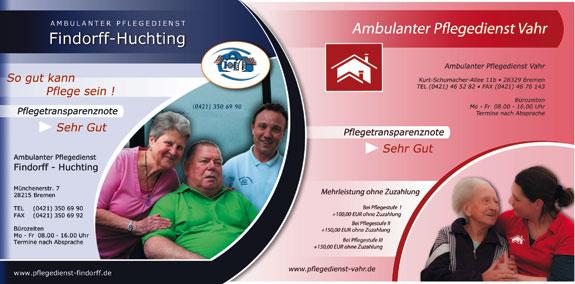 Bild 1 Ambulanter Pflegedienst Vahr in Bremen