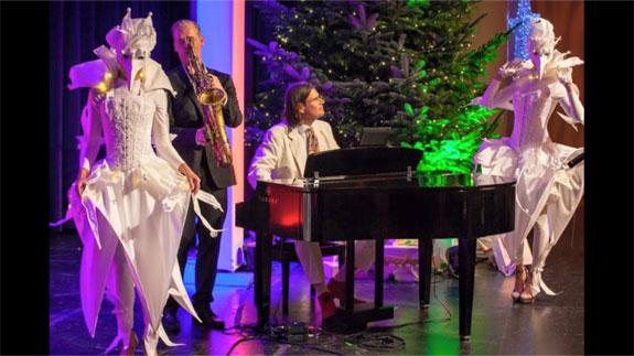Bild 1 Matthias Wessolowski PianoPoesie in Hannover