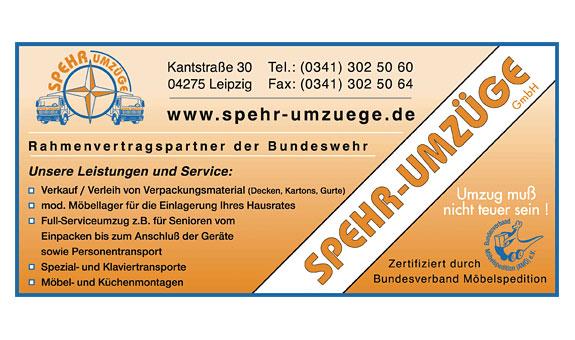 Bild 1 Spehr-Umzüge GmbH in Leipzig