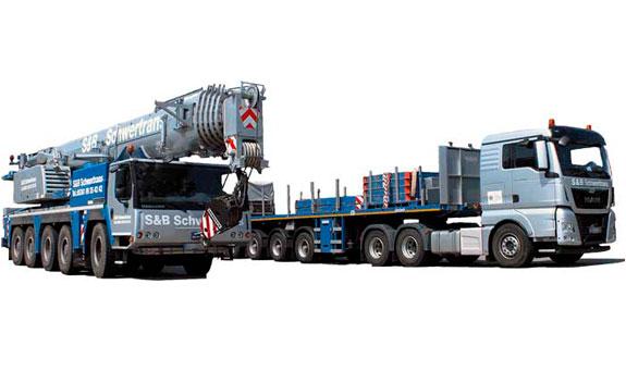 Bild 4 S & B Schwertrans GmbH in Gifhorn