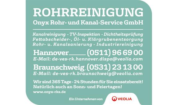 Bild 1 Onyx Rohr- und Kanal-Service GmbH in Stuhr (Bremen)