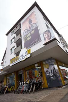 Bild 1 burckhardt Das Rad & Pedelec-Haus in Hannover