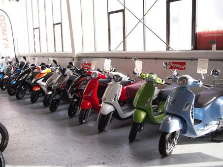 Der Mopedladen OHG