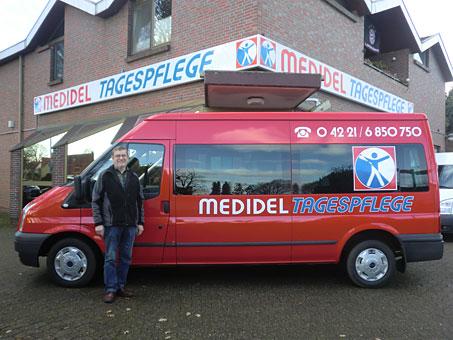 Bild 4 MEDIDEL Pflegedienst GmbH in Delmenhorst