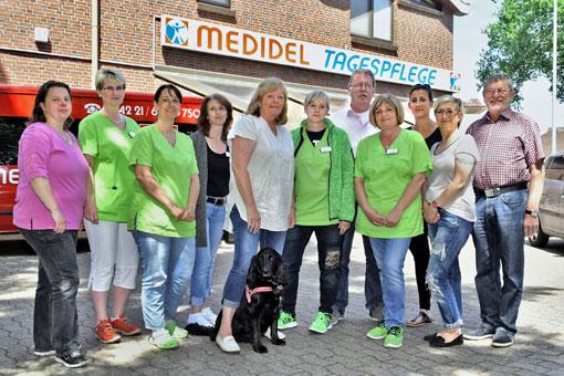 Bild 5 MEDIDEL Pflegedienst GmbH in Delmenhorst