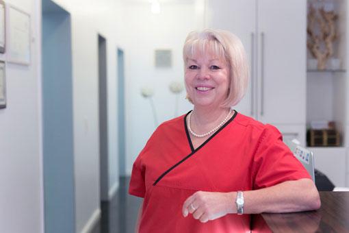 Petra Suplitt, Zahnmedizinische Fachangestellte