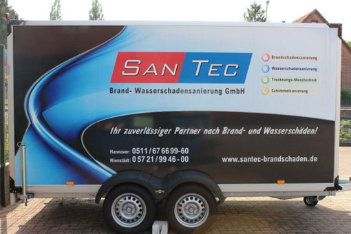 Bild 3 SAN TEC Brand- Wasserschadensanierung GmbH NL Nienstädt in Nienstädt