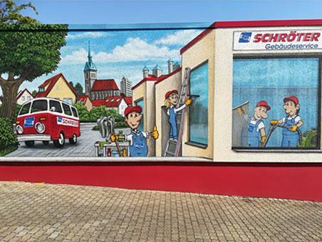 Bild 1 Albert Schröter Gebäudeservice GmbH in Hildesheim