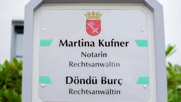Bild 3 Martina Kufner & Döndu Burc Notarin und Rechtsanwältinnen in Bremen