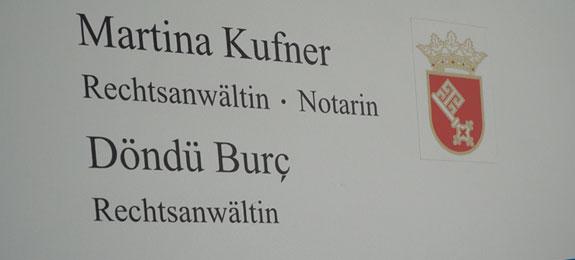 Bild 4 Martina Kufner & Döndu Burc Notarin und Rechtsanwältinnen in Bremen