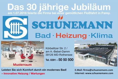 Kundenbild groß 1 Schünemann Heizung Sanitär GmbH