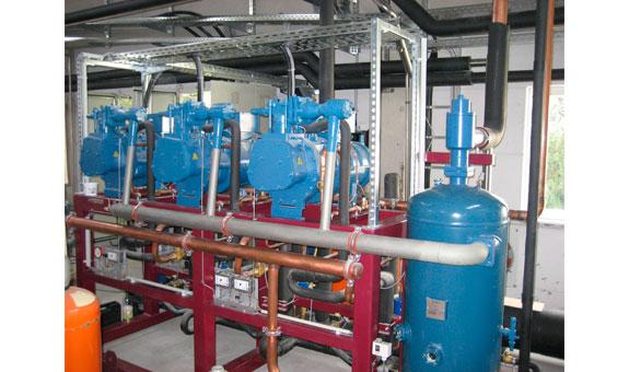 Bild 2 B & H Gewerbe- und Klimakälte GmbH in Langenhagen
