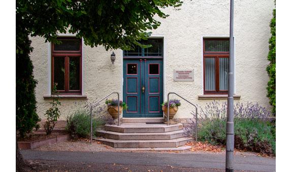 Bild 2 Schmidt in Blankenburg