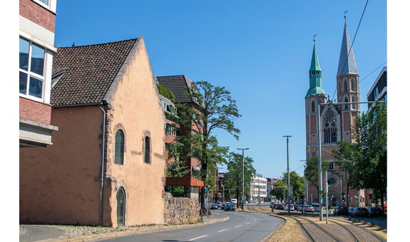 Bild 2 Al-Haj in Braunschweig