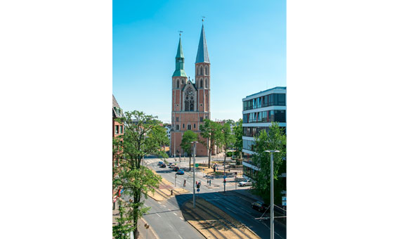 Bild 11 Al-Haj in Braunschweig