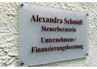 Kundenbild klein 2 Steuerberaterin. Schmidt Alexandra
