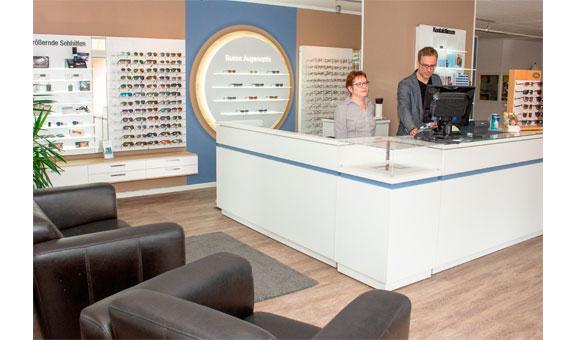 Bild 3 Busse Augenoptik in Hannover