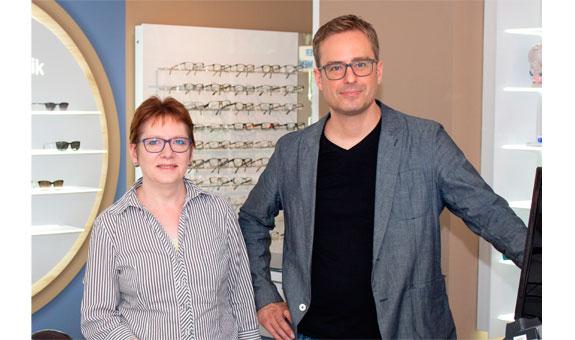 Bild 4 Busse Augenoptik in Hannover