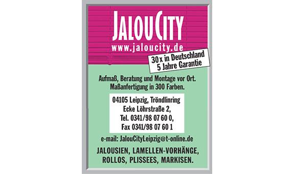 Bild 1 JalouCity Marik Wainstejn in Leipzig