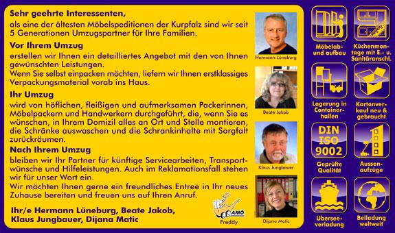 Bild 1 Abendland & Bullinger Umzüge GmbH in Heidelberg