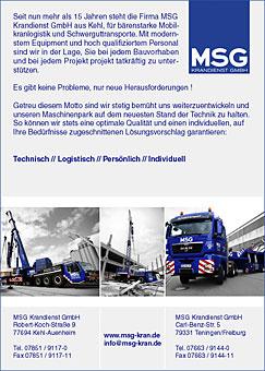 MSG Krandienst GmbH