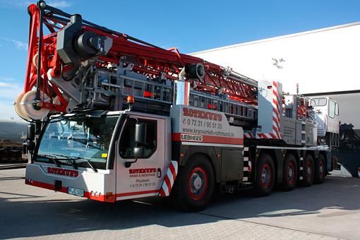 Bild 1 Rothmund GmbH Kran und Montage in Pforzheim