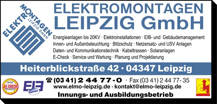 ELMO Elektromontagen Leipzig GmbH