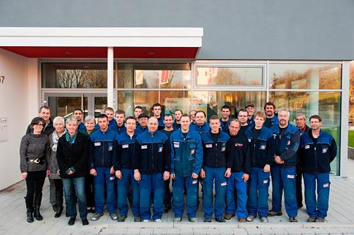 Bild 1 Haas + Mandau GmbH in Lörrach
